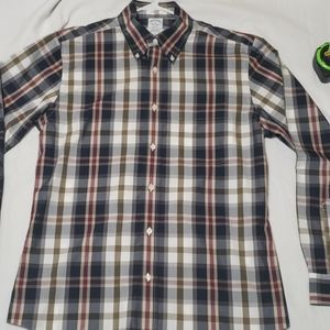 Nwot Brooks Brothers long sleeve button-down